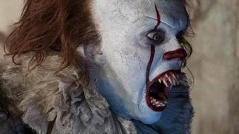 A bohócos horror még mindig kasszasiker