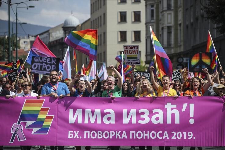 Bosznia és Hercegovina az utolsó állam a Balkánon, ahol eddig nem volt Pride