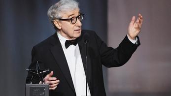 Woody Allen továbbra is azt gondolja, ő lehetne a #metoo legjobb reklámarca