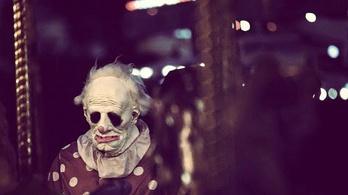 A gyerekeket ijesztgető bohóc nem horrorfilm, hanem a valóság