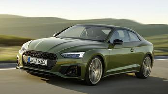 Megújul a legszebb Audi