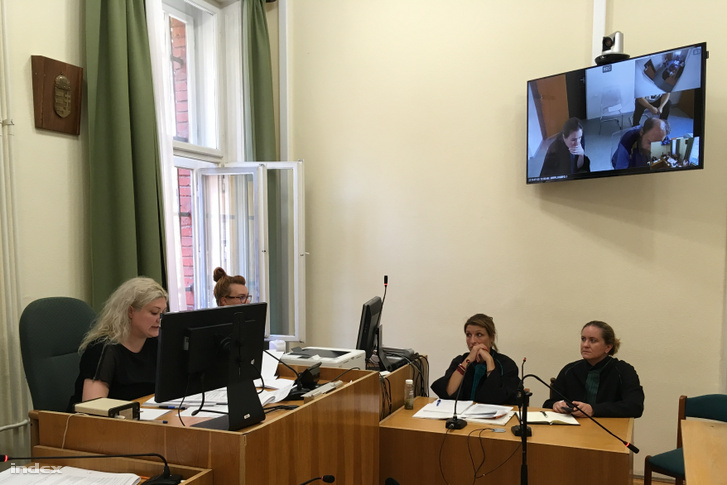 Cs. Béla tárgyalása 2019. július 25-én