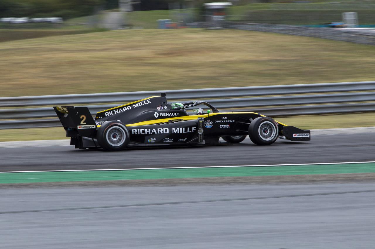 Akinek biztosan érdemes lesz megjegyezni a nevét: a 17 éves brazil Caio Collet, miután tavaly az első szezonjában megnyerte a francia F4 bajnokságot, idén már a Renault Sporttól kapott szerződést a Renault Eurocup sorozatba. 7 évesen már gokartozott, majd miután Európába költözött, rögtön beindult a karrierje.