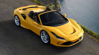 Leleplezték a legújabb Ferrarit