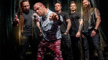 Magyarországra jön a Five Finger Death Punch