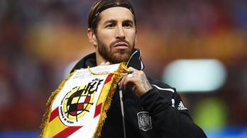 Sergio Ramos megcélozza a 200. válogatottságot