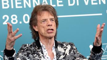 Mick Jagger beszólt Trumpnak és Boris Johnsonnak a klímaváltozás miatt