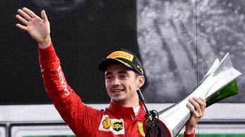 Leclerc nyugdíjba küldte Vettelt