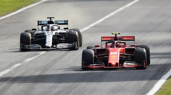 Büntetni a Ferrarit? Persze, és a rendőrség szabadít ki minket