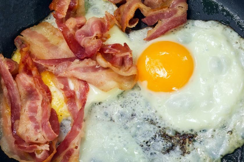 Atkins-diéta bacon