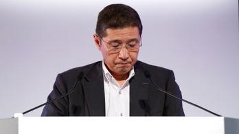 Túl sokat keresett, ezért lemondana a Nissan elnök-vezérigazgatója