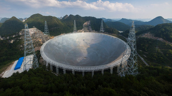 Ismeretlen eredetű rádiókitörést követtek vissza a kutatók