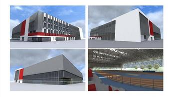 Új atlétikai központ épül Nyíregyházán 7,1 milliárdból