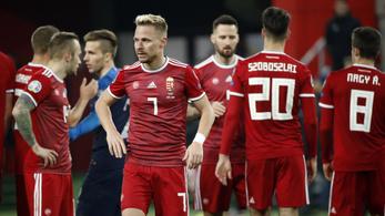 Szlovákia 2-1-verte Magyaroszágot Eb-selejtezőn