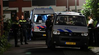 Egy rendőr agyonlőtte 12 és 8 éves gyerekét Hollandiában, majd végzett magával