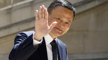 Távozik az Alibaba éléről Jack Ma, a leggazdagabb kínai