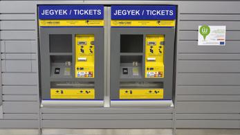 Összeomlott két órára a MÁV jegyvásárlási rendszere