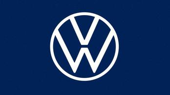 Ez lenne itt az új VW-logó