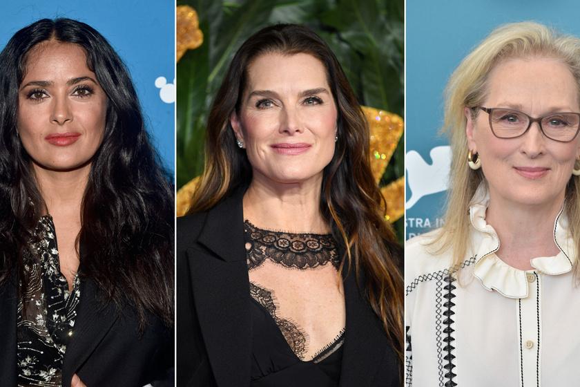 10 álomszép 50 feletti színésznő, akik nemet mondtak a plasztikára: a valódi szépség fontos számukra