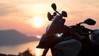 Várhatóan radaros tempomatot kap a Ducati Multistrada 1260 GT