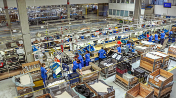 Nyolcszáz embert kirúgnak az Electrolux jászberényi gyárából