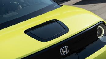 Megvan a retrós villany-Honda magyar ára