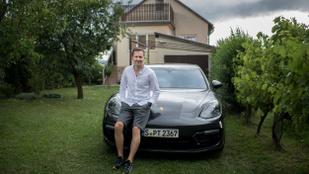 A magyar, aki a legmenőbb Porschékat tervezi