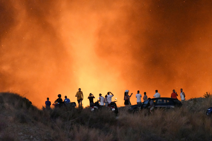 Félelmetes, ami a Földön történik: mutatjuk az idei nyár legpusztítóbb erdőtüzeit