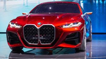 Újabb BMW jön irgalmatlan orrlyukakkal