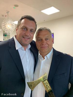 Andrej Danko és Orbán Viktor
