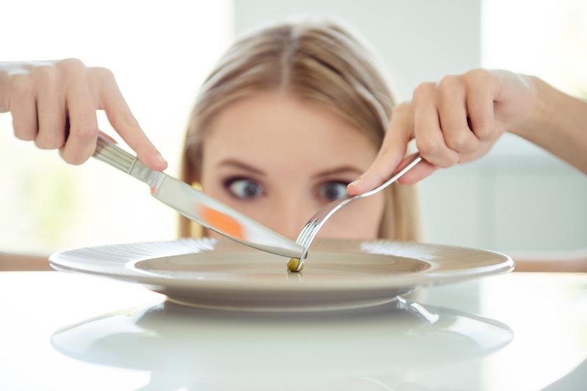 éhezés