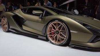 Egymilliárd forintért kapni szebb autót is