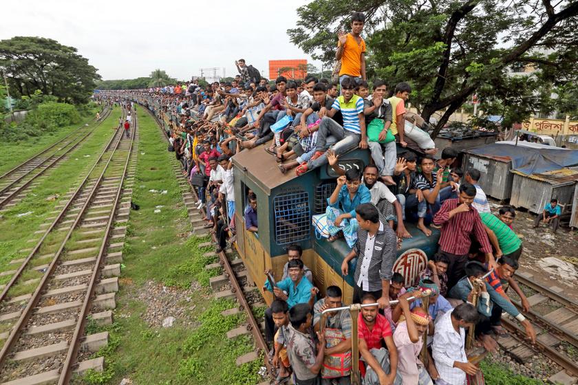 Nem fogsz többet a BKK-ra panaszkodni, ha meglátod, milyen más országokban a tömegközlekedés
