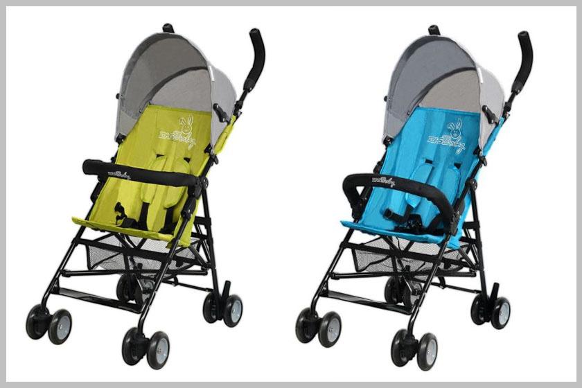 Mindössze 4,4 kg-os a váza a praktikus, esernyőre csukható sportbabakocsinak, mely több színben elérhető, napellenzős és esernyőre csukható. DHS BuggyBoo sport babakocsi - Elérhető: smart-baby.hu - 15 990 Ft