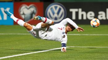 Cikivel indított, mázlival folytatta, rekorddal zárt C. Ronaldo