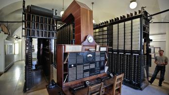 Aggódnak a budai Vár világon egyedülálló telefonközpontjáért