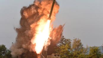 Egy rakétateszt után Kim Dzsongun újra találkozna Trumppal