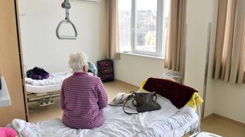 Ötből két kórházi beteghez sosem érkezik látogató