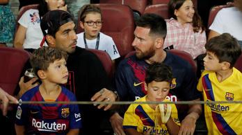 Messi még mindig nem játszhat