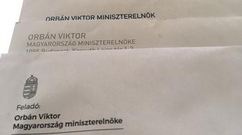 Levelet írt Orbán Viktor a nyugdíjasoknak, hogy számíthatnak rá