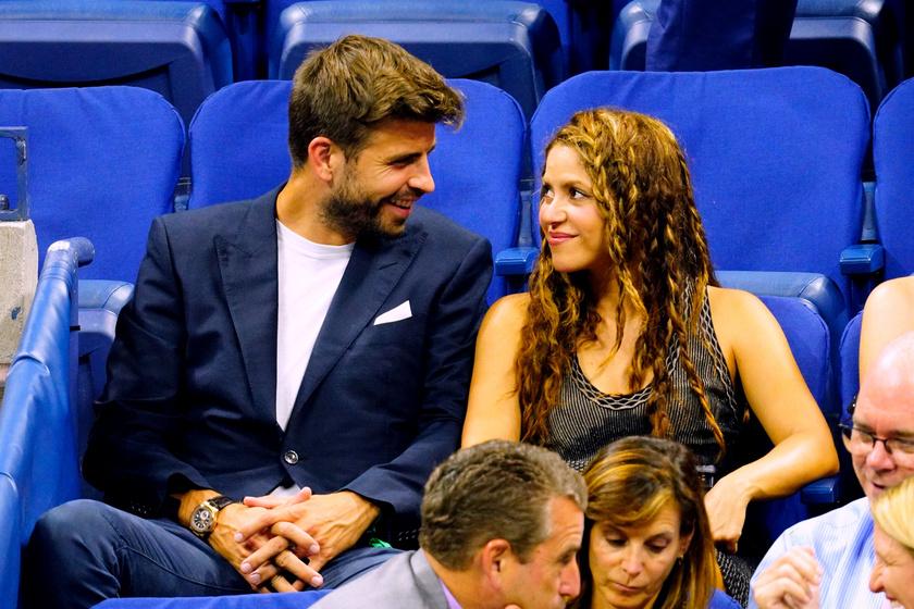 Shakira és Gerard Piqué szerelme kiállta az idő próbáját. A 42 éves énekesnő a mai napig fülig szerelmes a sztárfocistába.