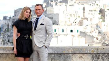 Rengeteg pénzt hozhat az új Bond-film az egykori nyomornegyednek