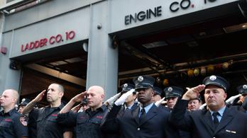 Szeptember 11.: Még mindig 1100 áldozat azonosításán dolgoznak