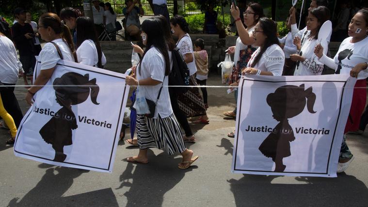 Megszólalt a megerőszakolt óvodás a Mianmart felkavaró perben