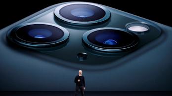 Az új iPhone egy kameraszörny lesz