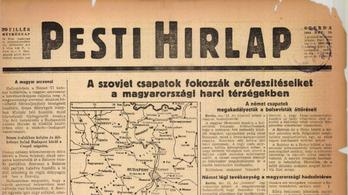 Új budapesti napilap indulhat Pesti Hírlap néven