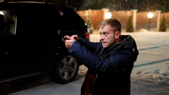 Éjfekete, sokkoló thriller a legújabb magyar film