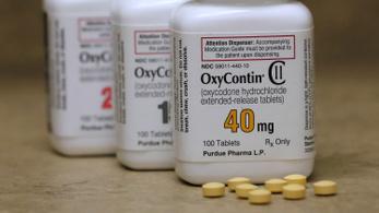 10-12 millárd dolláros kárpótlást kell fizetnie az opiátkrízist okozó gyógyszercégnek
