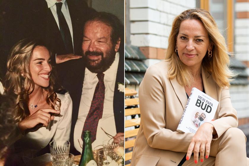 Cristiana Pedersoli édesapja emlékére készült könyvét szeptemberben jelentette meg. A kiadványban helyet kapott a színész különleges hagymásbab-receptje is.