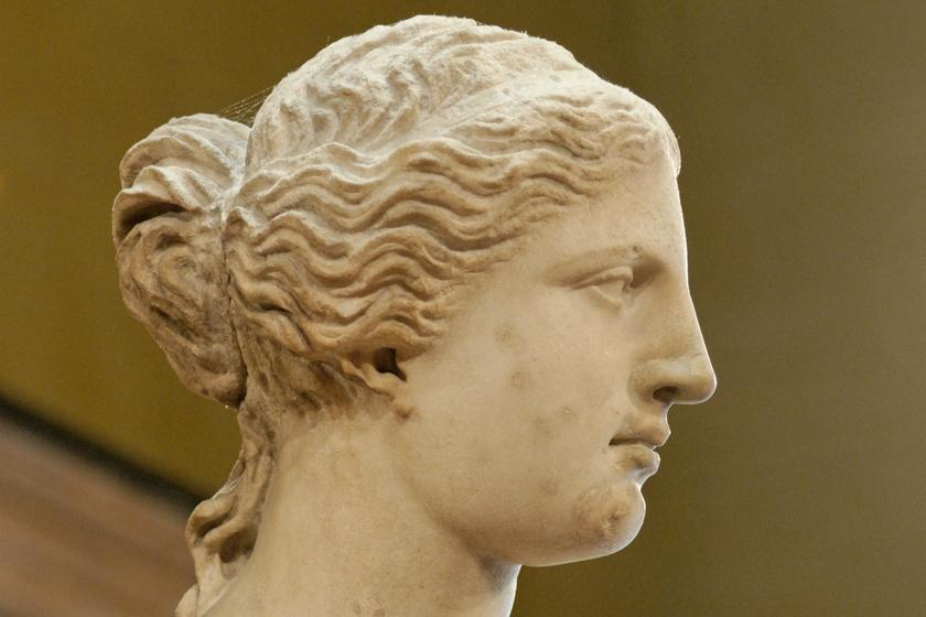 Ilyen lehetett a milói Vénusz arca: ennyire részletes kép még sosem készült róla